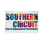 Southern Circuit Rectangle Magnet (10 pack)