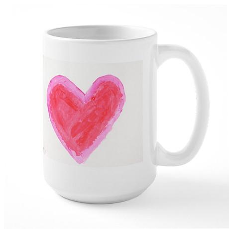 BRAVE HEART™ Large Mug