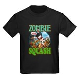 Plants zombies Kids T-shirts (Dark)