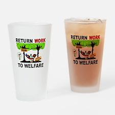 PARASITES Drinking Glass