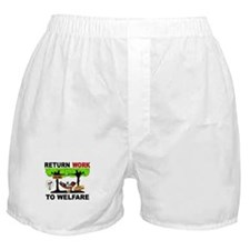 PARASITES Boxer Shorts