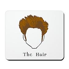The Hair Mousepad