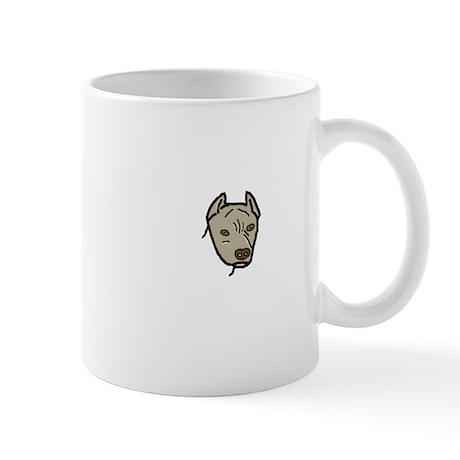 Love Pit Bulls Mug