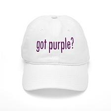 got purple? Baseball Cap