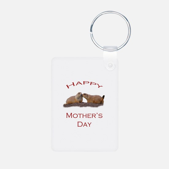 Mother's Day Kiss Keychains