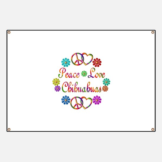 Chihuahuas Banner