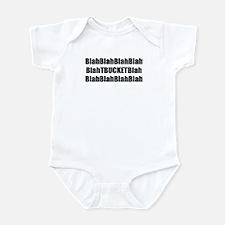 Blah Blah Blah tbucket blah blah Infant Bodysuit
