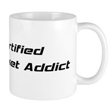 Certified T-bucket Addict Mug