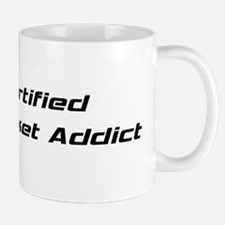 Certified T-bucket Addict Mug