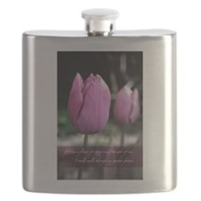 Thoughts Of You (LOVE) Flask