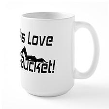 Chicks Love My T-Bucket Mug