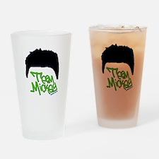 Team Mickey Drinking Glass