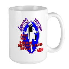 The Official Real Kenny Wayne Lrg. Mug