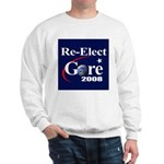 RE-ELECT GORE Sweatshirt