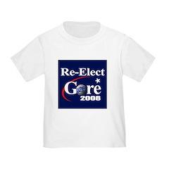 RE-ELECT GORE T