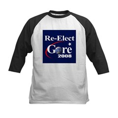 RE-ELECT GORE Tee