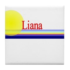 Liana Tile Coaster