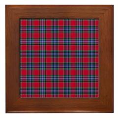 Tartan - MacLeay Framed Tile