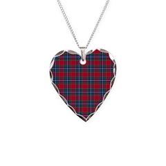 Tartan - MacLeay Necklace