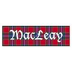 Tartan - MacLeay Sticker (Bumper 10 pk)