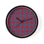 Tartan - MacLeay Wall Clock