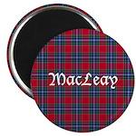 Tartan - MacLeay Magnet