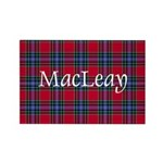 Tartan - MacLeay Rectangle Magnet (10 pack)