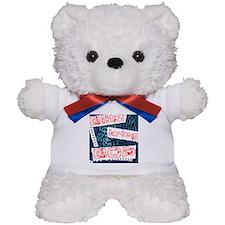 Blitzkrieg Bop Teddy Bear