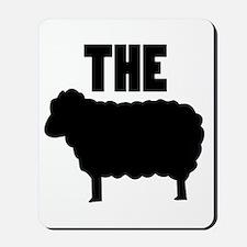The Black Sheep Mousepad