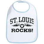 St. Louis Rocks Bib