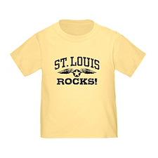 St. Louis Rocks T