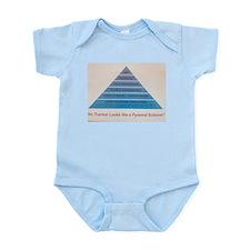 Pyramid Scheme Infant Bodysuit