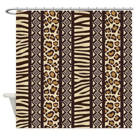 african print shower curtainbestshowercurtains