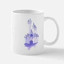 Blue Castle In The Sky Mug