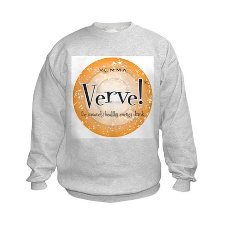 Verve Energy Drink Kids Sweatshirt
