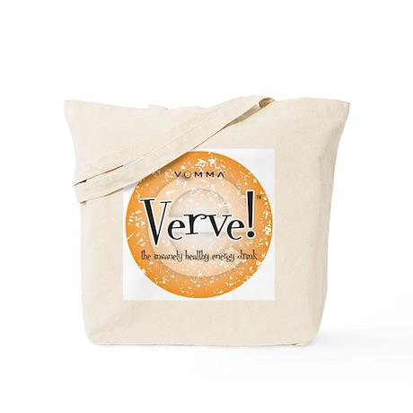 Verve Energy Drink Tote Bag