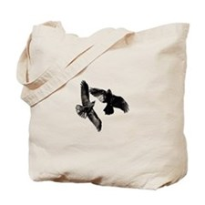 Raven Dance Tote Bag
