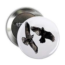 "Raven Dance 2.25"" Button"
