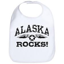 Alaska Rocks Bib