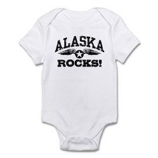Alaska Rocks Infant Bodysuit