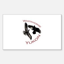 Whitehorse, Yukon Decal