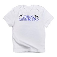 THERAPY GREYHOUND Infant T-Shirt