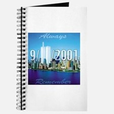 Always Remember 9/11 Journal