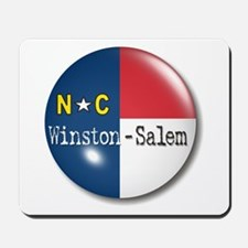 Winston-Salem North Carolina Mousepad