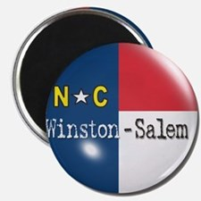 Winston-Salem North Carolina Magnet