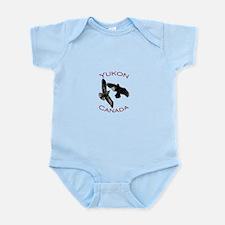 Yukon, Canada Infant Bodysuit