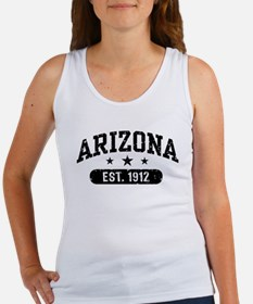 Arizona Est. 1912 Women's Tank Top