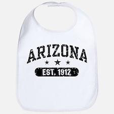 Arizona Est. 1912 Bib