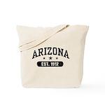 Arizona Est. 1912 Tote Bag