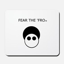 Fear the 'Fro Mousepad